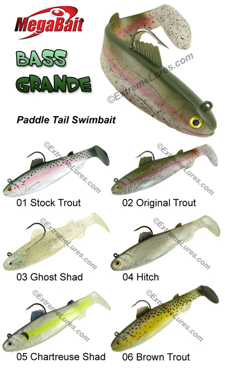 Lovely Bass Fishing Lures