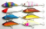 Colorful Cheap Fishing Lures
