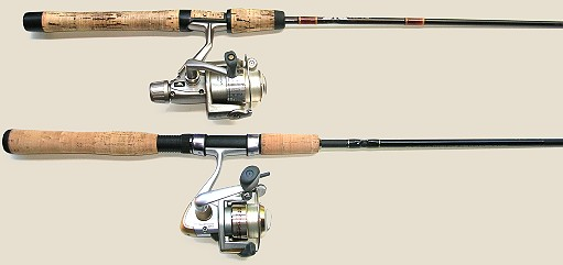 Delightful Cheap Fishing Rods And Reels