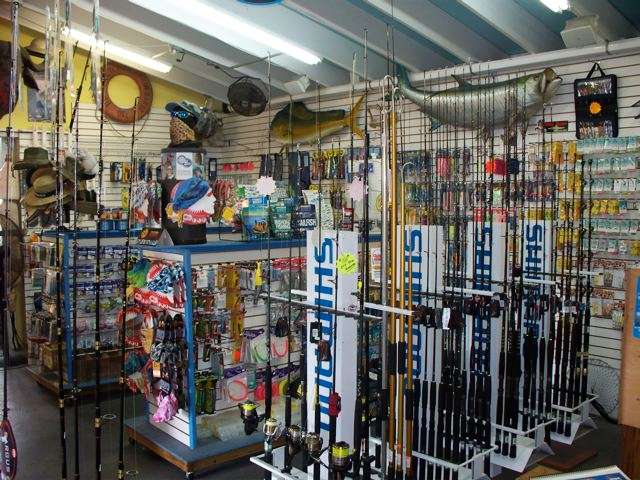 Wonderful Fishing Equipment Shop