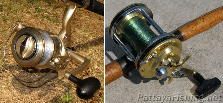 Gorgeous Fishing Rod And Reels
