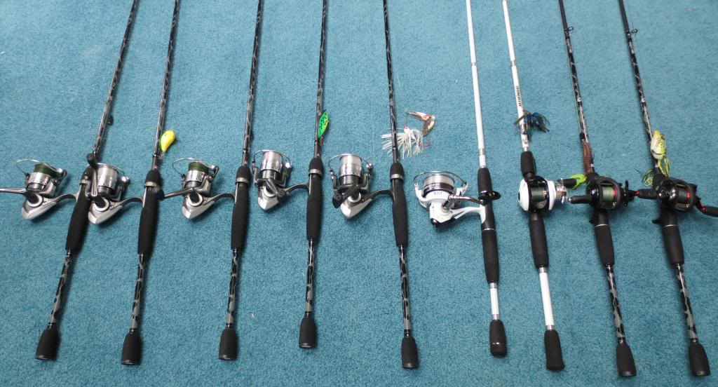 Superb Fishing Rod Reel
