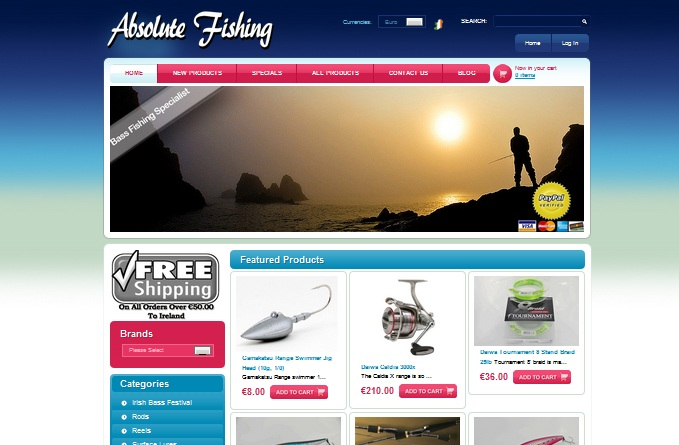 Resourceful Fishing Shop Online