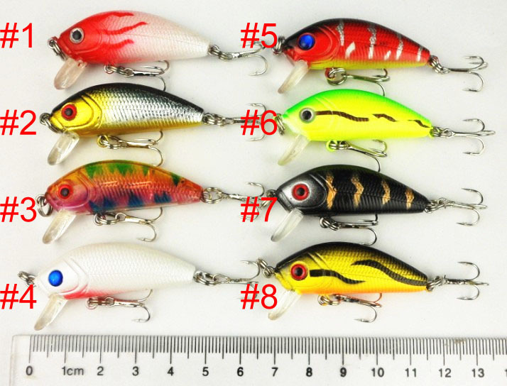 Get Free Bass Fishing Lures