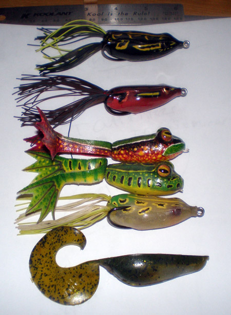 Lovely Lures For Bass Fishing