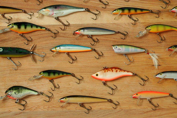 Delightful Lures For Bass