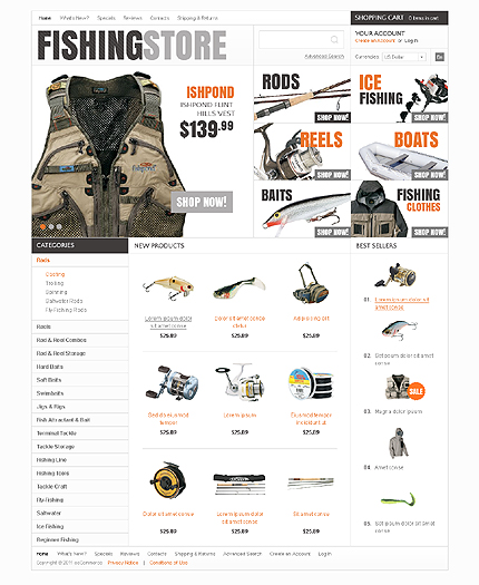perfect online fishing shops 2016