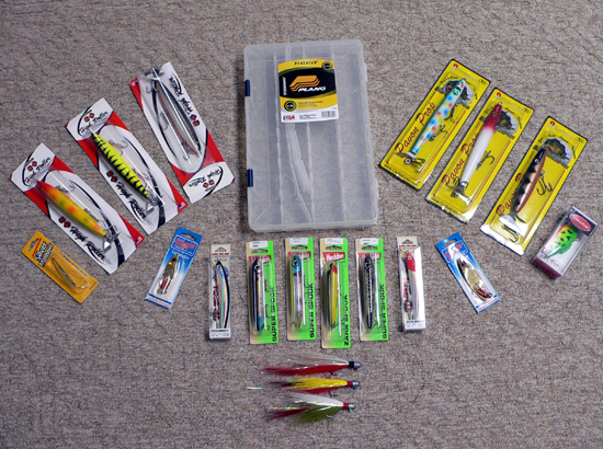 Splendid Bass Fishing Gear