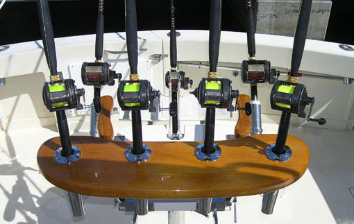 Classy Deep Sea Fishing Equipment