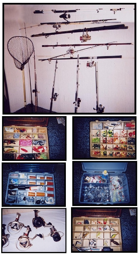 Sightly Fishing Gear Sale