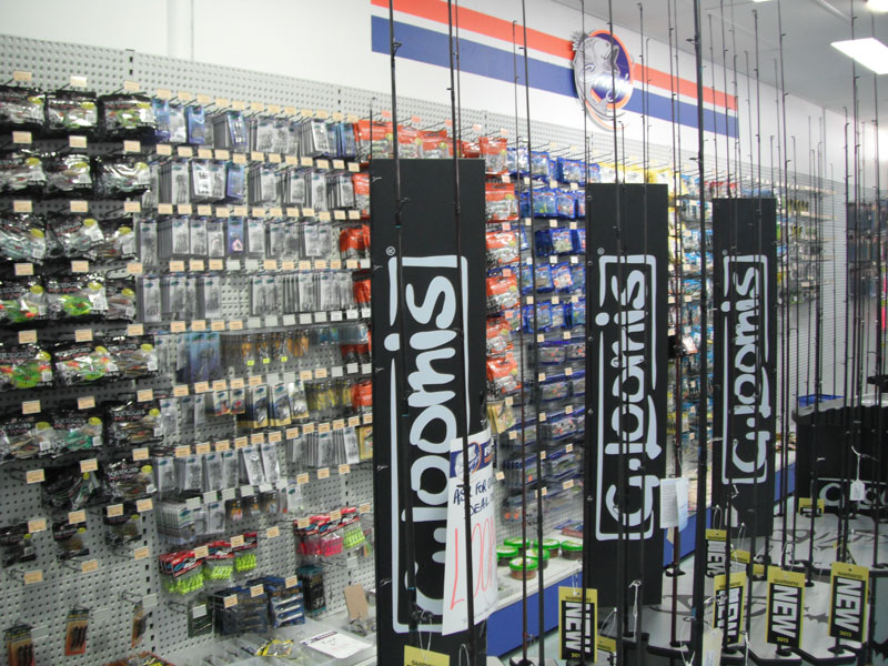 Excellent Fishing Gear Warehouse