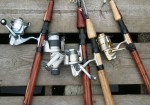 Simple Fishing Poles
