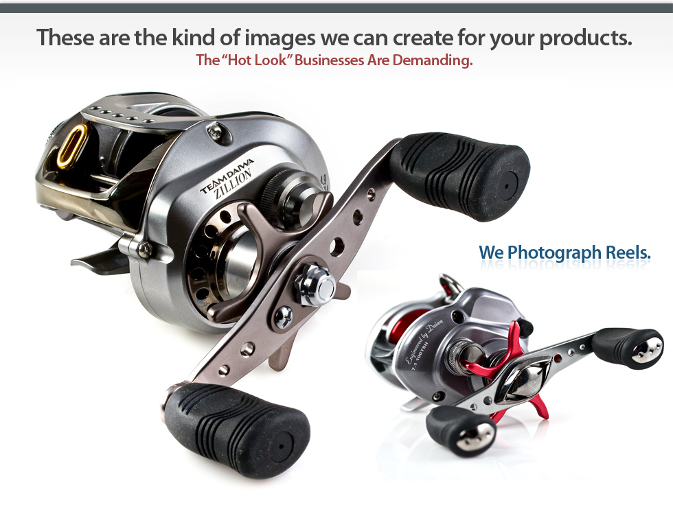 Good Fishing Reel