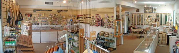 Enticing Fishing Tackle Stores