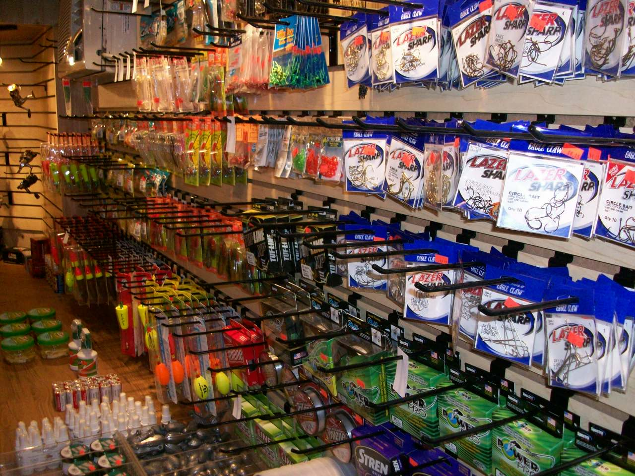 Big Online Fishing Tackle Store