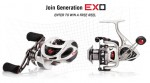 New Quantum Fishing Reels