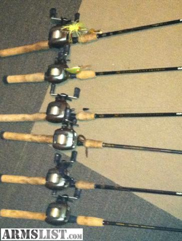 Cheap Used Fishing Gear For Sale